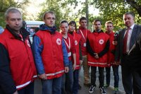 Zespół ratowników medycznych